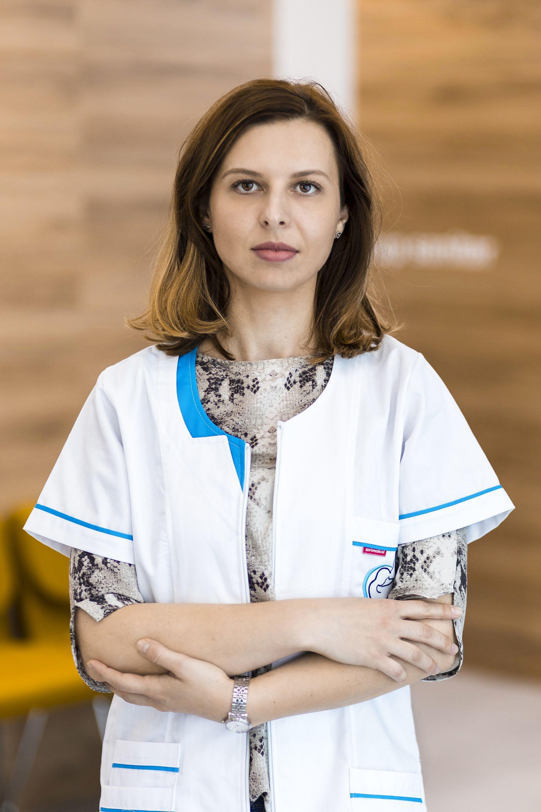 Dr. Milas Alina : Medic specialist obstetrică-ginecologie