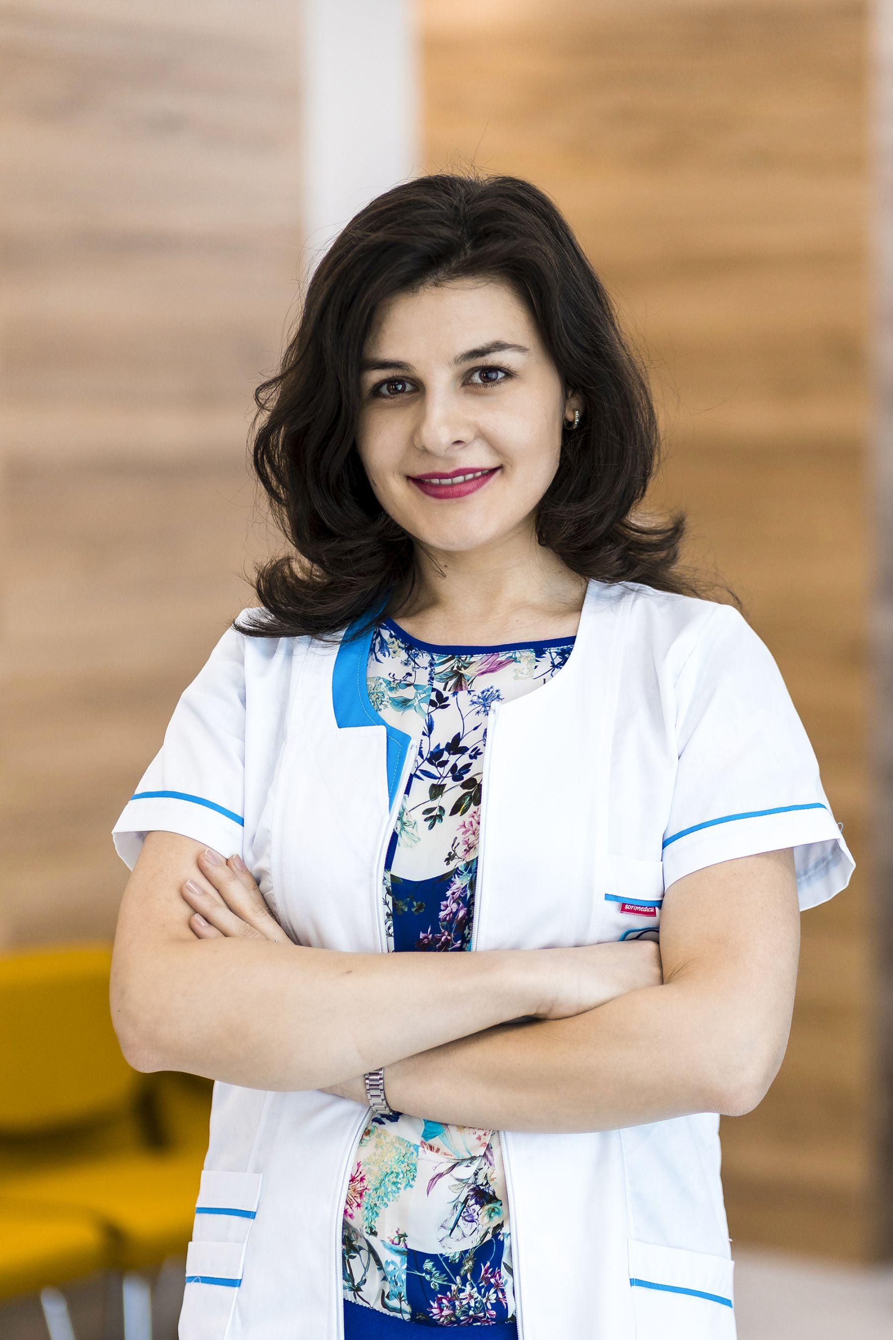 Asist. Univ. Dr. Morar Iulia Ioana : Medic specialist dermatovenerologie