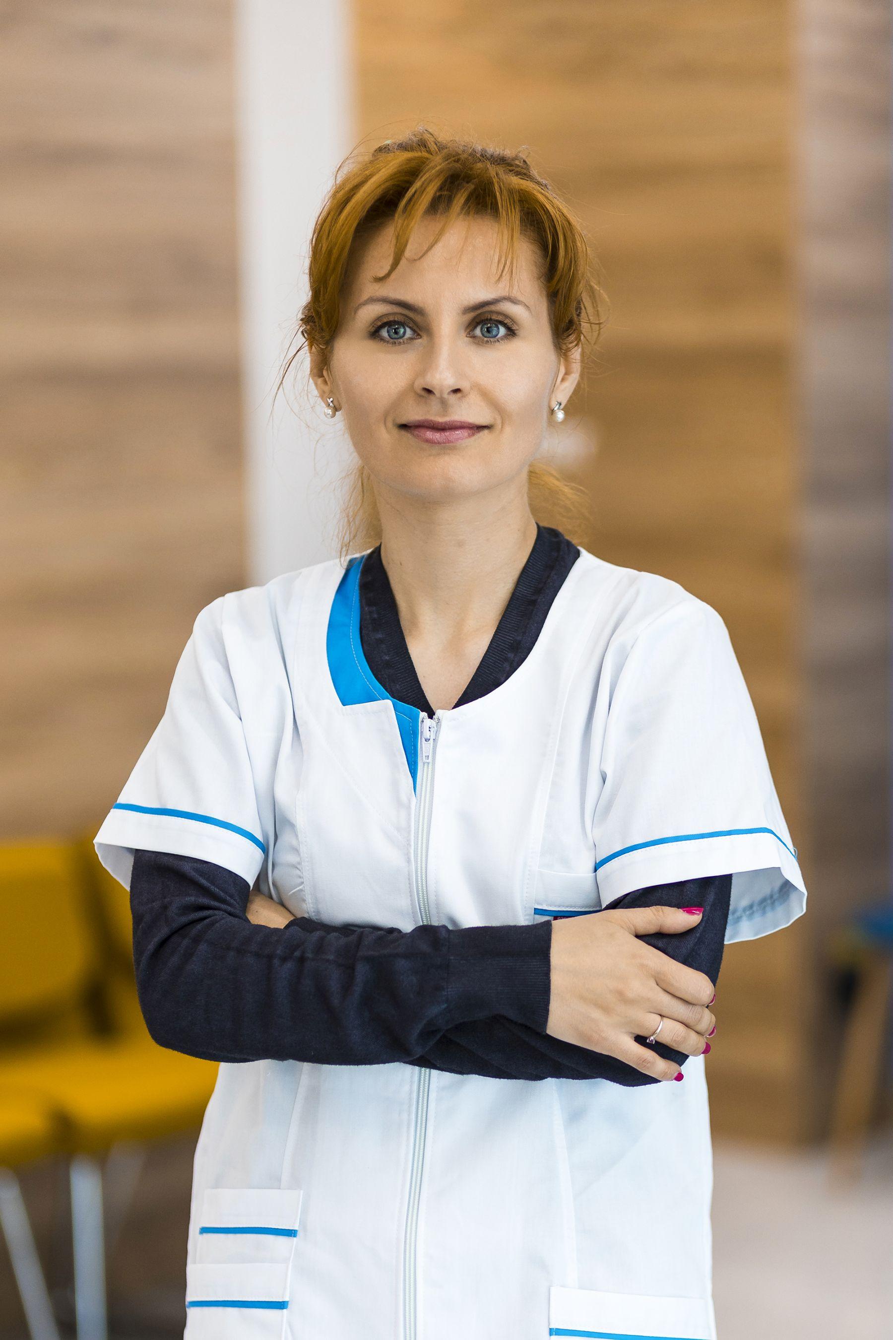 Asist. Univ. Dr. Pop Daria : Medic primar Obstetrică-Ginecologie