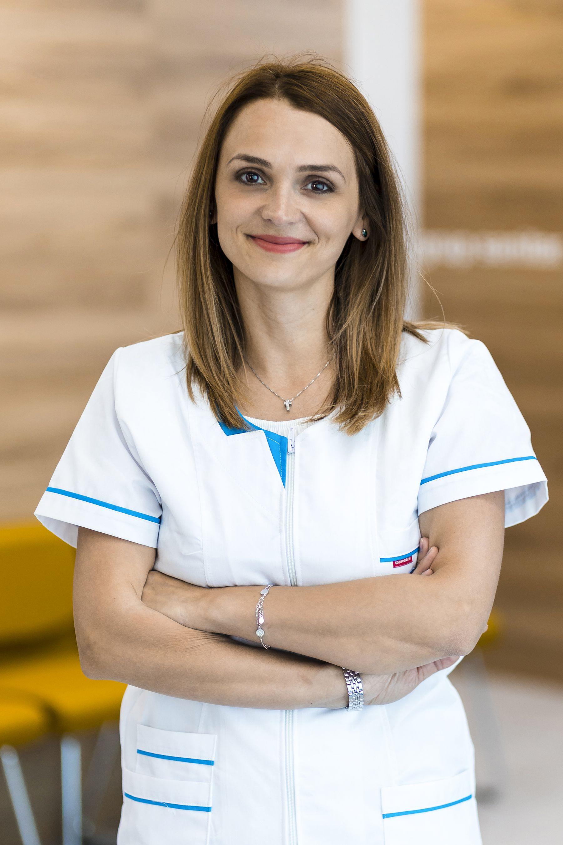 Dr. Pop Viorica : Medic specialist obstetrică-ginecologie
