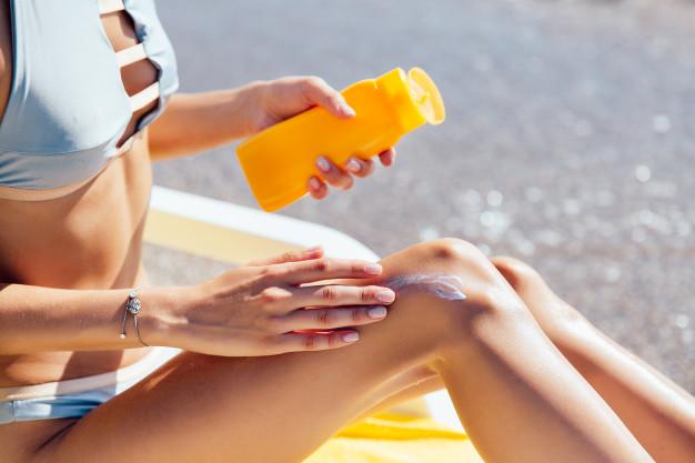Probleme ale pielii pe timp de vară