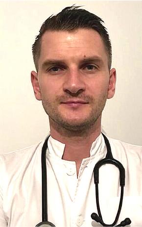 Asist. Univ. dr. Spînu Mihail : medic specialist cardiologie