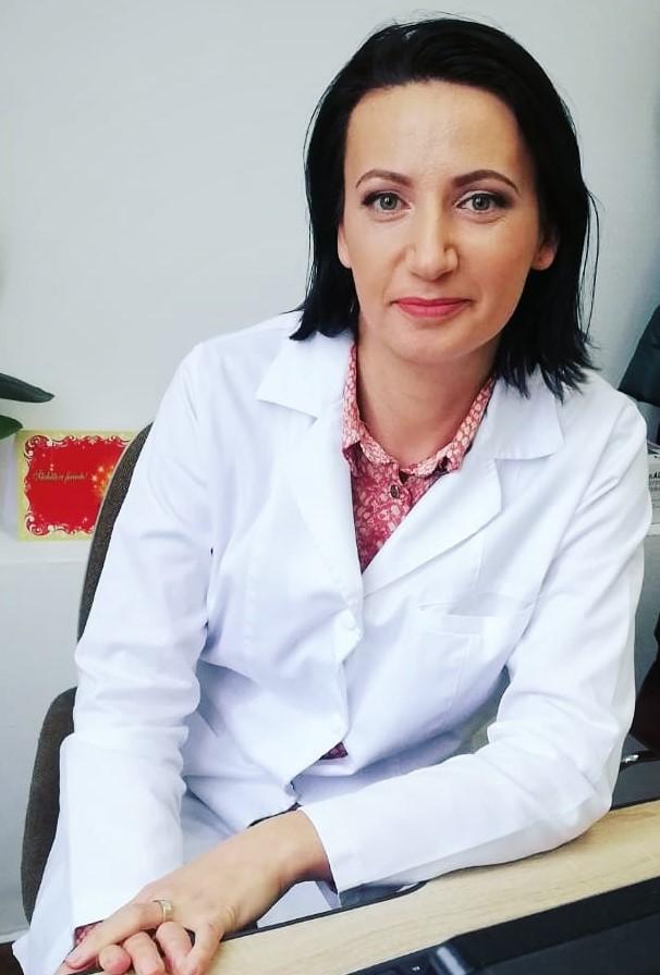 Dr. Nati-Anca Daniela Ioana : medic specialist hematologie
