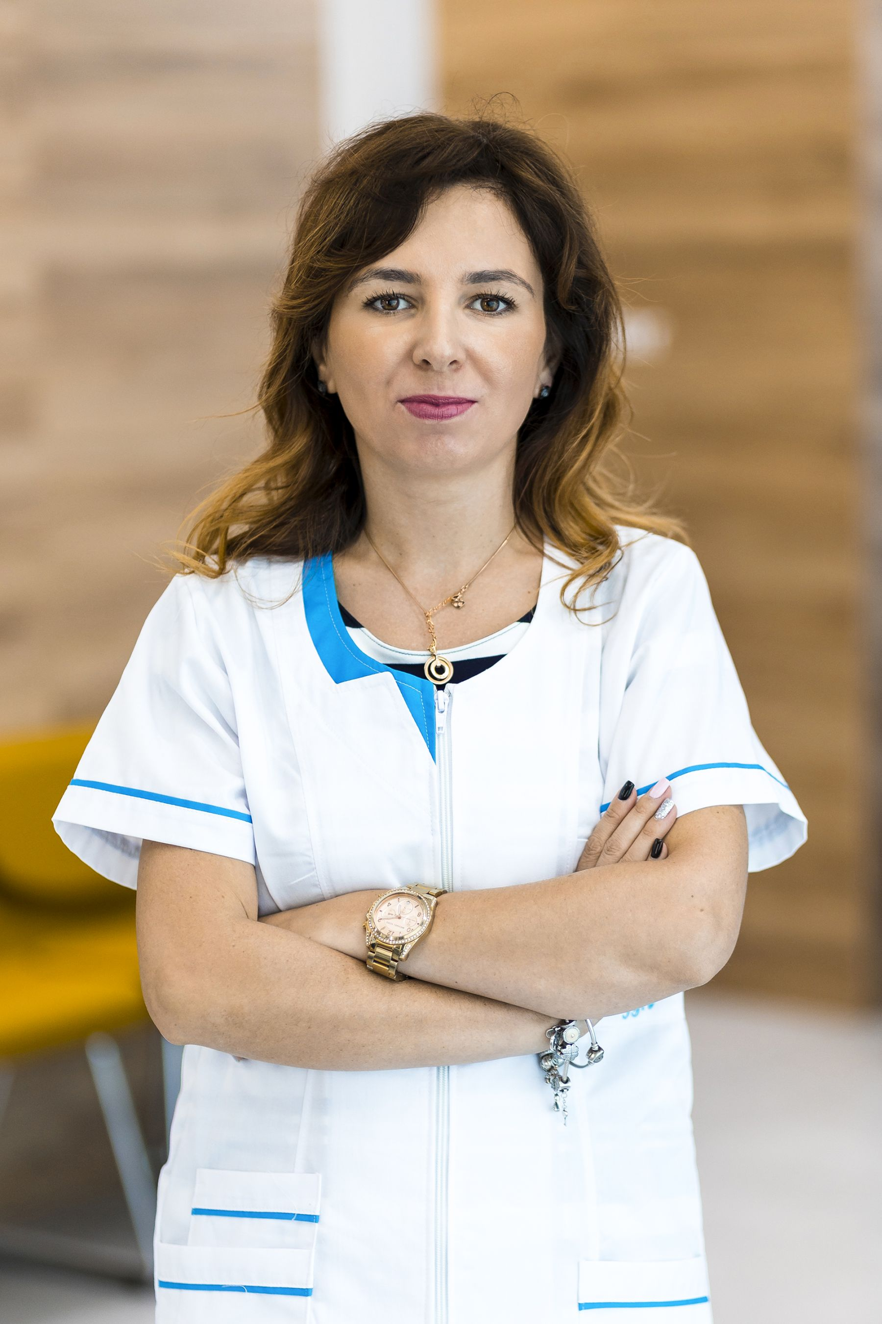 Dr. Oancea Ana-Maria : Medic specialist obstetrică-ginecologie