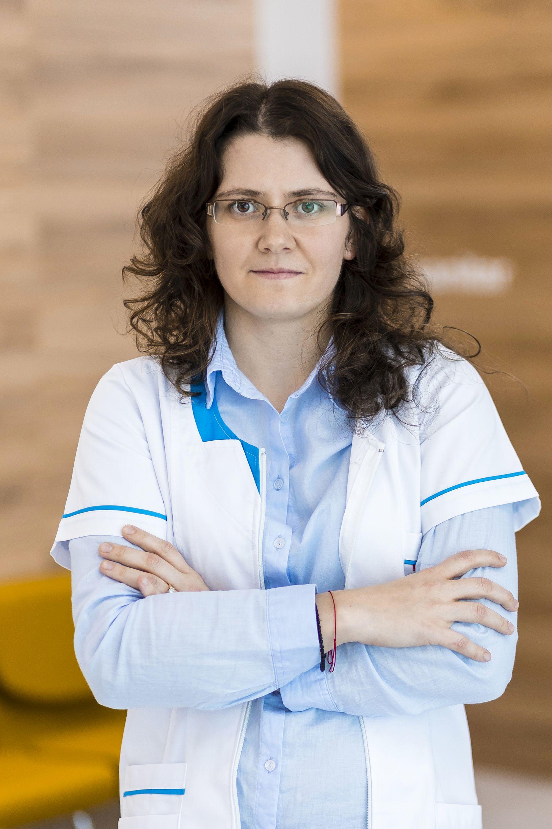 Dr. Pinzariu Oana : Medic specialist endocrinologie