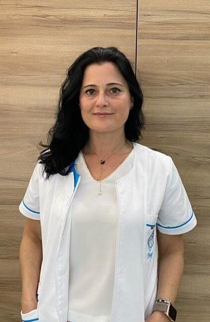 Dr. Șipoș Serenella : Medic specialist radiologie și imagistică medicală